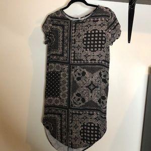 Skull Sheath Dress